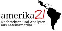 Logo amerika21
