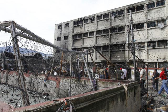 Gef 228 Ngnisrevolte In Venezuela Beendet Amerika21