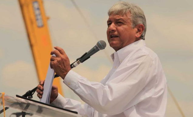 López Obrador am 9. September 2012