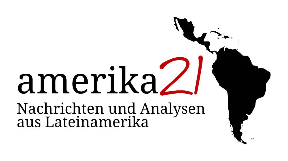 Logo von amerika21