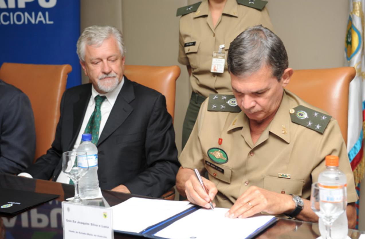 Immer mehr Macht für das Militär in Brasilien | amerika21