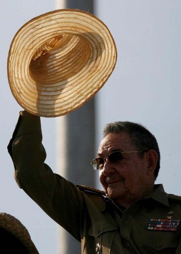General der Streitkräfte Raúl Castro Ruz, Präsident des Staats- und Ministerrate