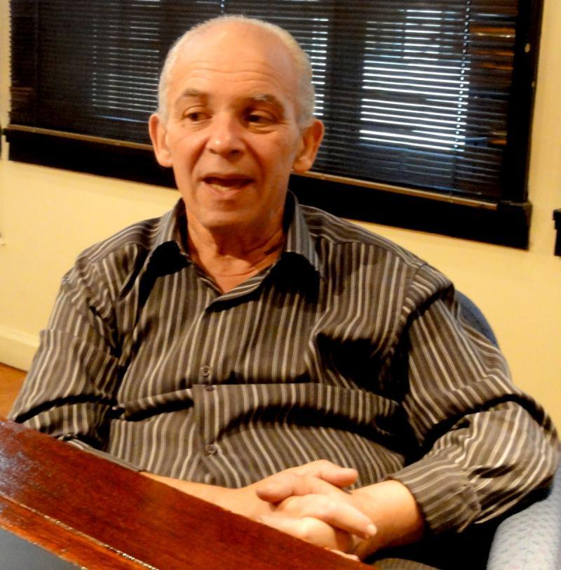 Jorge Markarz, Leiter der Webseite Espacio Iniciativa