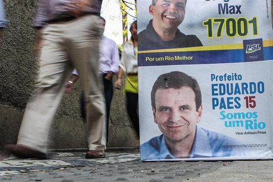 Brasilien hat in den Gemeinden gewählt