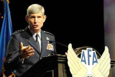 Generalstabschef der US-Luftwaffe, Norton Schwartz