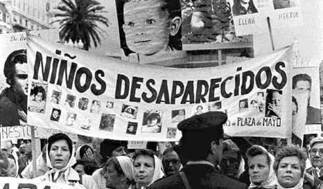 Mütter der Plaza de Mayo