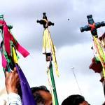 """Katholische Basisaktivisten vom """"Pueblo Vreyente"""""""