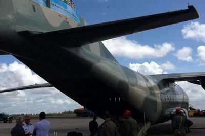 Transportflugzeug der ALBA-Staaten