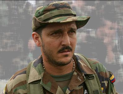 """Gesteht Massaker: Kommandant Éver Veloza García alias """"HH"""""""