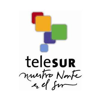 Logo von Telesur
