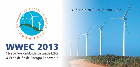 Die 12. Welt-Windenergie-Konferenz fand vom 3. bis 5. Juni in Havanna statt