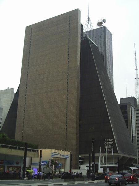 Sitz der Fiesp in São Paulo
