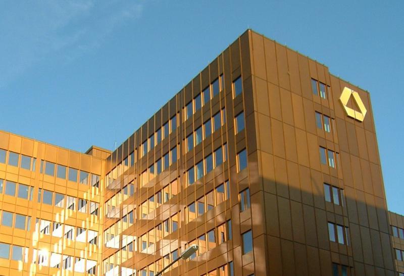 Commerzbank-Hauptquartier in Frankfurt am Main
