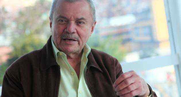 """Der Herausgeber von """"Últimas Noticias"""", Eleazar Díaz Rangel"""