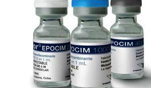 Das kubanische Erythropoietin-Medikament EPOCIM