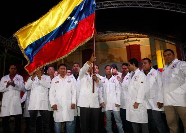 Venezuela stellt 24 Ärzte für den Einsatz gegen Ebola zur Verfügung