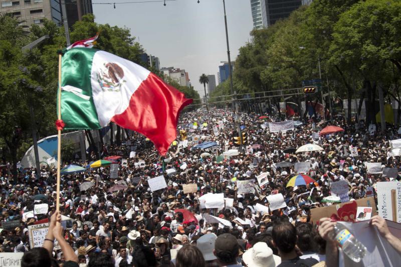 Die Massenproteste gegen die Energiereform reißen nicht ab