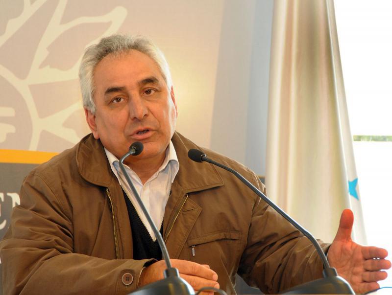 Luis Rosadilla – Tupamaro und ehemaliger Verteidigungsminister Uruguays