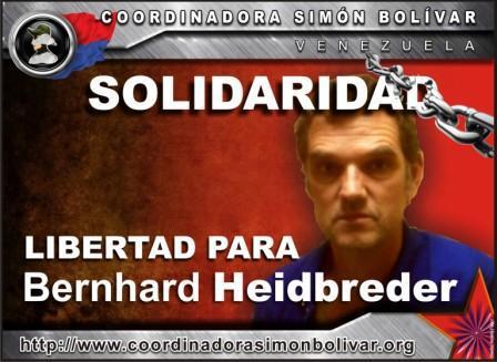 Kampagne für Heidbreder in Venezuela
