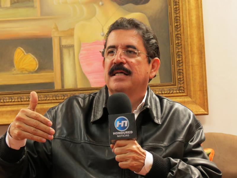 """Ex-Präsident Zelaya im Interview: """"Die Hälfte der am Putsch Beteiligten sind noch immer an der Macht."""""""