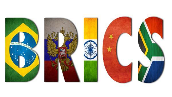 Die Brics-Gruppe besteht aus Brasilien, Russland, Indien, China und Südafrika