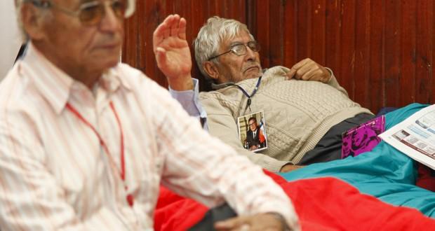 Ehemalige politische Gefangene in Chile im Hungerstreik