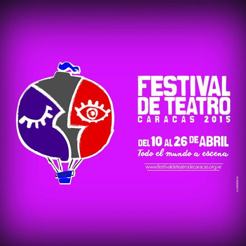Logo des  4. Internationalen Theaterfestivals