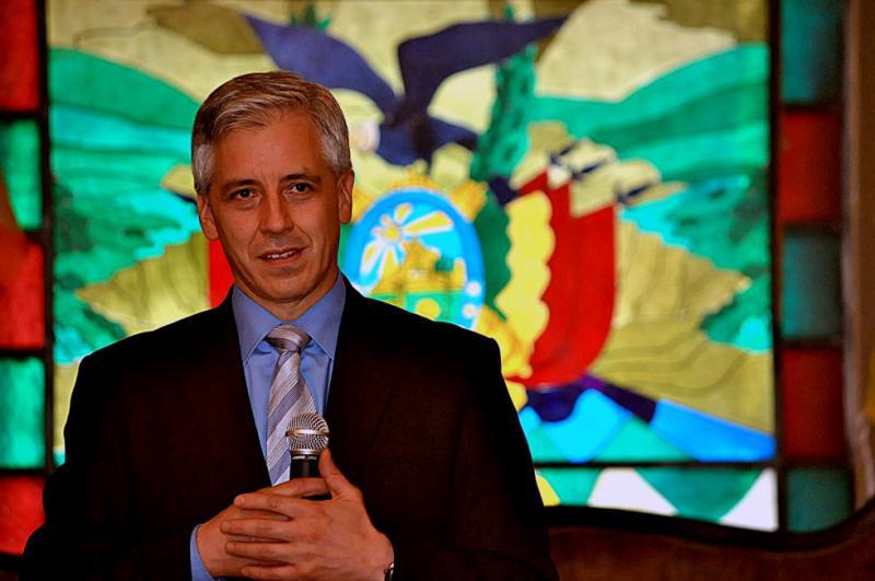 Der Vizepräsident Boliviens, Álvaro García Linera: Schritte für einen nachhaltigen Erfolg der der politischen Linken in Lateinamerika