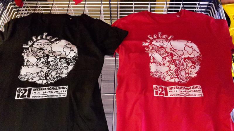 T-Shirts zur Konferenz