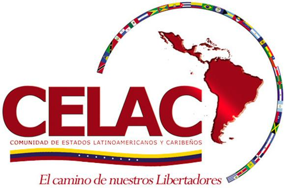 Logo des Regionalbündnisses CELAC
