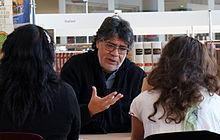Der Autor des offenen Briefes, der chilenische Schriftsteller Luis Sepúlveda