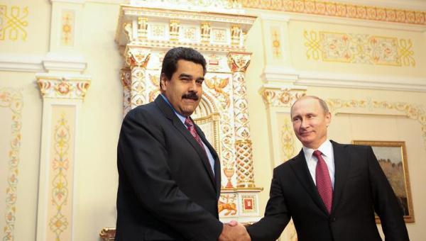 Nicolás Maduro und Wladimir Putin beschlossen neue russische Investitionen in Venezuela