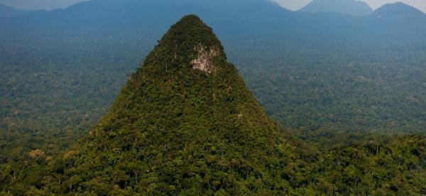 Sierra del Divisor in Peru