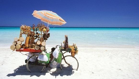 Von Januar bis Juni kamen fast zwei Millionen ausländische Besucher nach Kuba