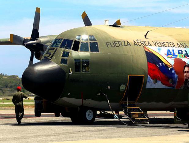 Noch in dieser Woche soll ein venezolanisches Flugzeug Hilfsgüter nach Nepal bringen