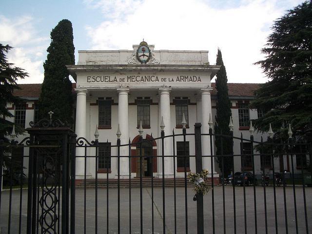 Militärschule ESMA: Hier wurden tausende interniert und dann ermordet