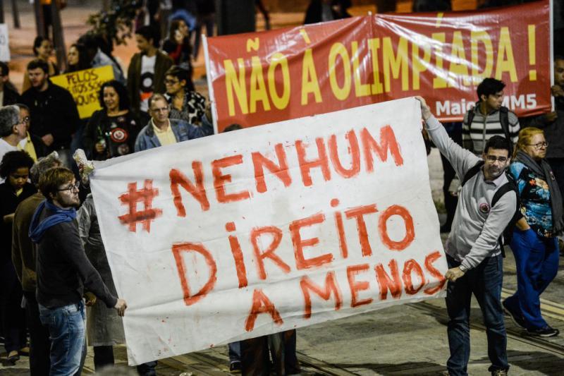 """Protest auch gegen die Beschneidung bestehender Rechte: """"Kein Recht weniger"""""""