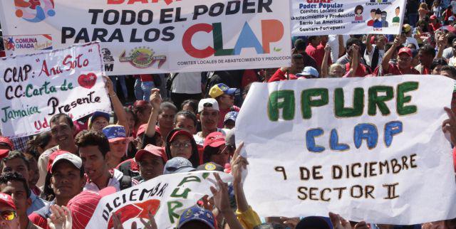 Tausende Menschen demonstrierten vergangenen Mittwoch für die CLAP