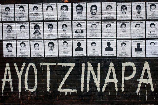 Die Lehramtsstudenten in Ayotzinapa sollen 2014 mit G36-Gwehren aus deutscher Herstellung angegriffen worden sein