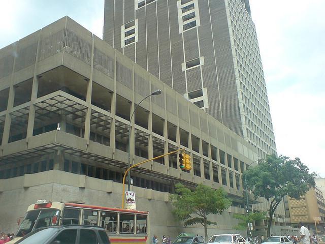 Sitz der Zentralbank von Venezuela