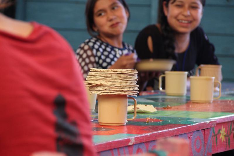 Teilnehmer aus aller Welt boten ihre Kunst dar – Die Veranstalter sorgten im Gegenzug für Essen und Getränke
