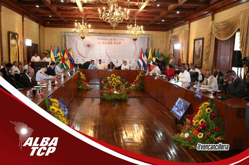 Der Politische Rat der Bolivarischen Allianz tagte in Caracas