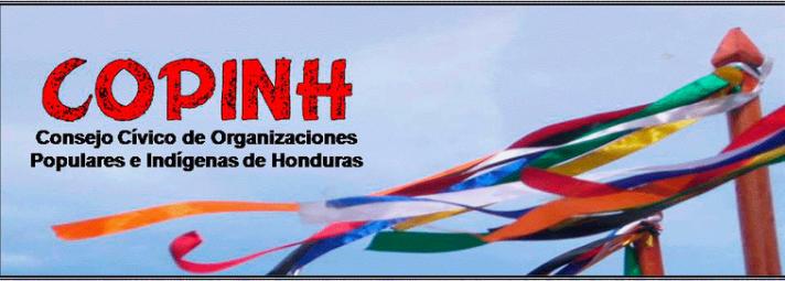 Logo der Organisation COPINH