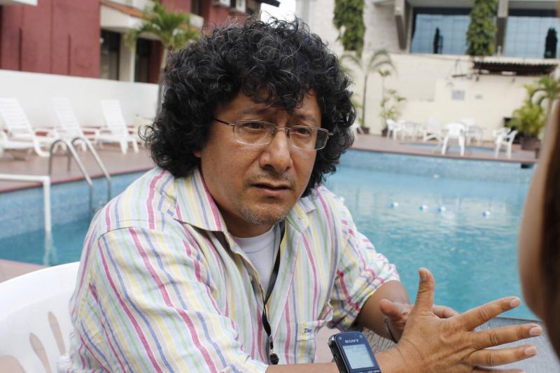 Überlebte nur knapp: Félix Molina