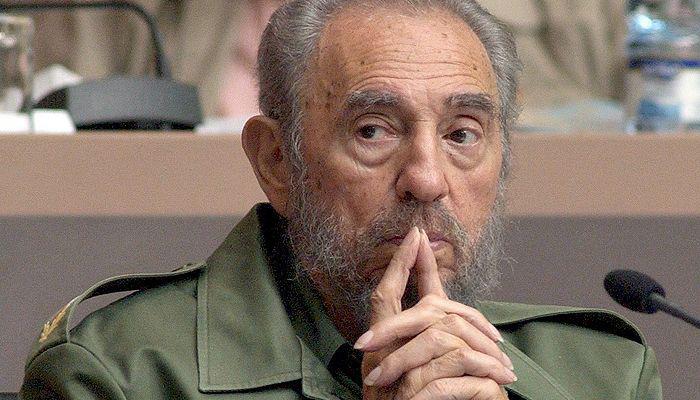 Fidel Castro bei der UN-Konferenz zu Umwelt und Entwicklung am 12. Juni 1992 in Rio de Janeiro