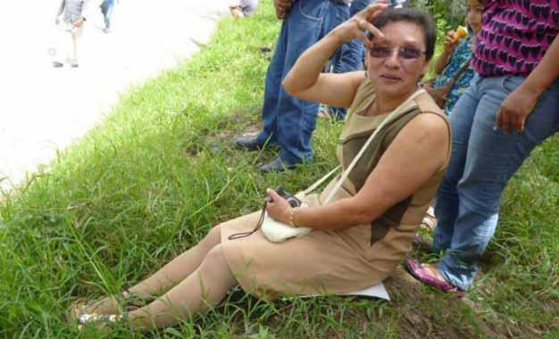 Die Aktivistin Lesbia Yaneth Urquía setzte sich in Honduras gegen Staudammprojekte in der Region ein