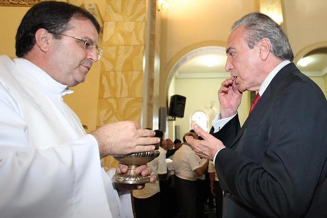 Muss Michel Temer in Brasilien bald mehr Korruption beichten?