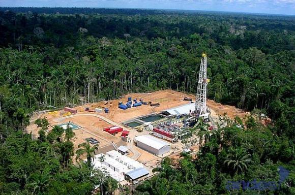 Ölförderung im Yasuní-Nationalpark, Block 43