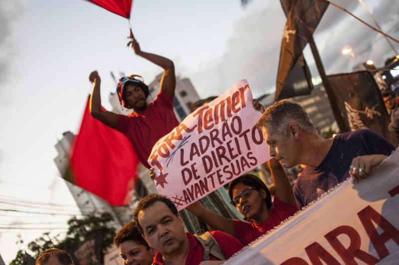 Aktionstag in Recife