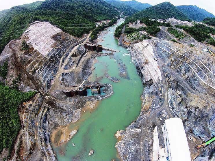 Der Bau der Wasserkraftprojekte in Guatemala kann weitergehen